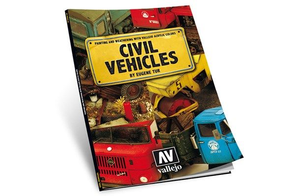 CIVIL VEHICLES, Ammo MIG